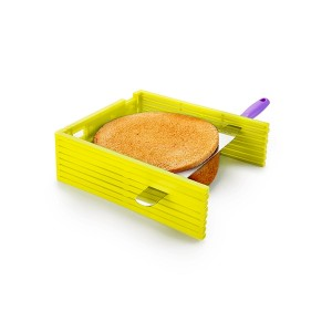 Guide coupe-gâteau en couches 36 cm Ibili