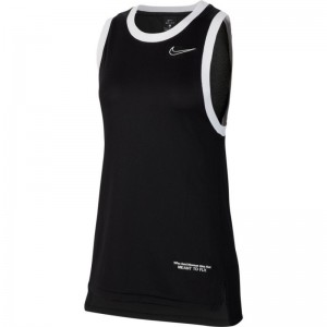 Débardeur Nike Dri-FIT basketball Noir pour Femme