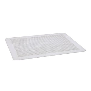 Plaque de cuisson perforée sans rebords aluminium 40 cm De Buyer