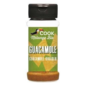 Mélange d'épices pour guacamole bio - Flacon de 45g
