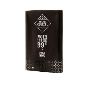 Tablette de chocolat noir - Infini 99% - Tablette 30g