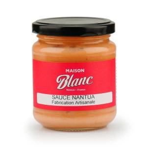 Sauce Nantua pour quenelles et poissons - Pot 200g