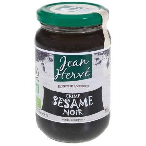 Crème au sésame noir bio - Pot 350g
