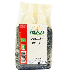 Lentilles Beluga Bio - Sachet 500g