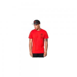 T-shirt New Era New York Yankees Lava Red