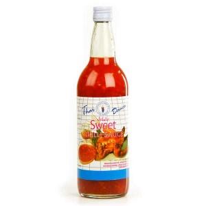 Sweet chilli sauce - Sauce aigre douce au piment spéciale marinade - Bouteille 730ml