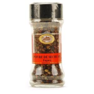Poivre de Sechuan (grains), ou Sichuan - Pot 25g