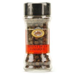 Piment de la Jamaïque - Poivre de la Jamaique - Pot 35g