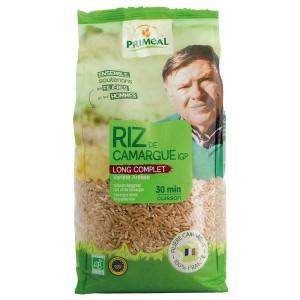 Riz long complet de Camargue bio - Sachet 1kg