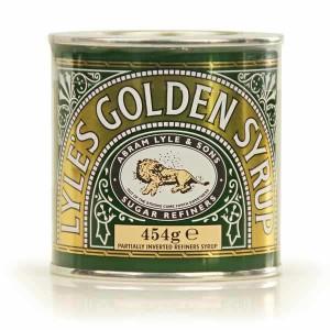 Golden syrup - Lyle's - Pot 454g