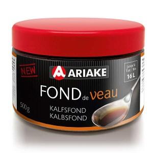 Fond de veau en pâte - Ariaké - Pot 500g