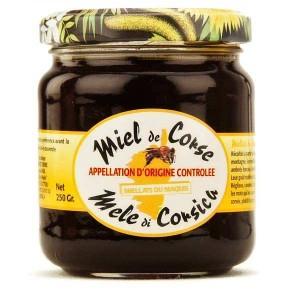 Miel de Corse AOP - Miellat du maquis - Pot 250g