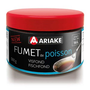 Fumet de poisson en pâte - Ariaké - Pot 500g