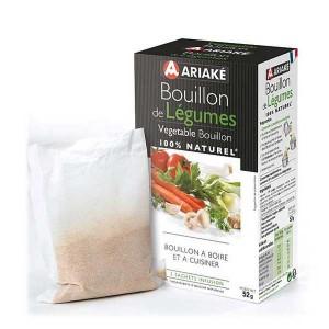 Bouillon de légumes - Ariaké - 5 sachets de 2L