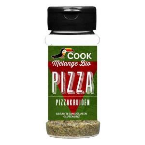 Mélange d'épices pour pizza bio - Flacon13g