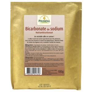 Bicarbonate de sodium - Sachet 100g