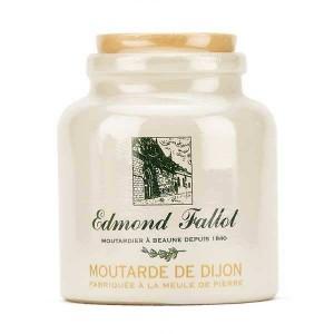 Moutarde de Dijon en pot de grès - Pot 250 g (250ml)