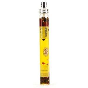 Huile d'olive spéciale pizza aux piments et cinq baies en spray - Flacon spray 40ml