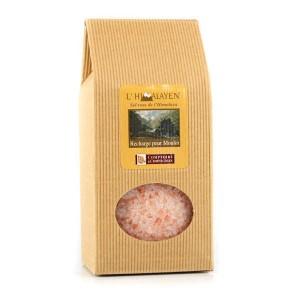 Recharge sel rose de l'Himalaya - l'étui de 1kg