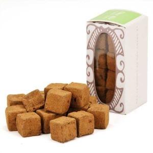 Cubes de chocolat cru à la noix de cajou et coco bio - Boite 55g