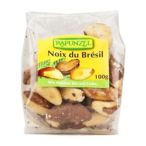 Noix du Brésil bio - Sachet 100g