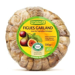 Figues Garland bio - Barquette 500g