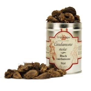 Cardamome noire - Népal - Pot 30g