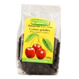 Griottes amarena séchées bio - sachet 100g