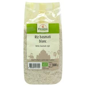 Riz basmati blanc bio - Sachet 500g