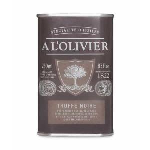 Huile d'olive à la truffe noire du Périgord - Bidon 250ml