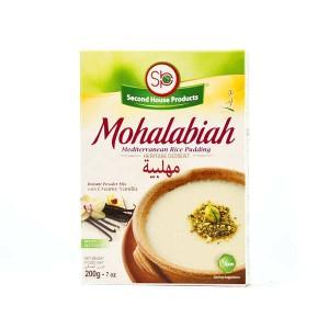 Préparation pour entremet libanais Mhalabia - Boite 200g