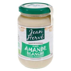 Purée d'amandes blanches sans cuisson bio - Pot 350g