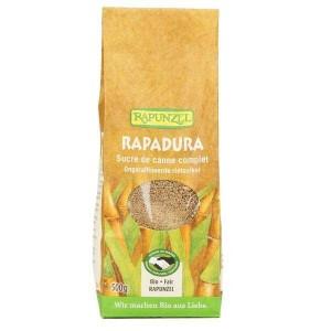 Rapadura, sucre de canne complet bio - Sachet 500g