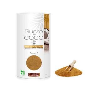 Sucre de coco bio (fleurs de coco) - Sachet 1kg