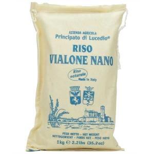 Riz vialone nano - Sachet 1kg