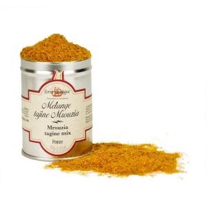 Mélange d'épices pour tajine Mrouzia - Pot 60g