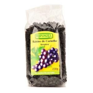 Raisins secs de Corinthe bio - Sachet 250g