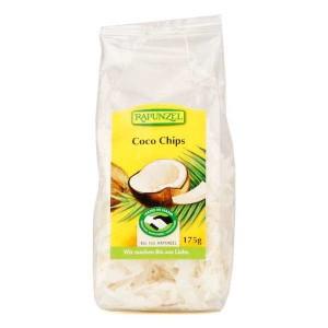 Copeaux de noix de coco bio équitable - Sachet 175g