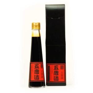 Sauce soja japonaise premium 5 ans d'âge - Bouteille 20cl