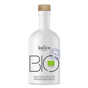 Huile d'olive vierge extra bio de Grèce - Bidon 25cl