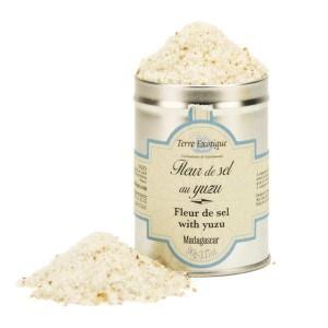 Fleur de sel au Yuzu - Pot 90g