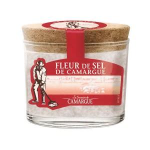 Fleur de sel de Camargue - pot verre - Pot 150g