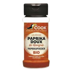 Paprika doux de Hongrie bio - Flacon 40g