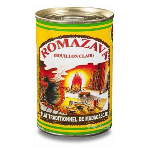 Romazava - bouillon - Boite 400g
