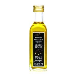Il Tartufato - huile d'olive à la truffe noire - Bouteille 10cl