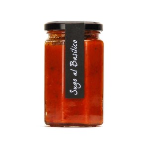 Sugo al Basilico - Sauce tomate au basilic - Pot  280g
