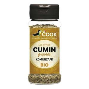Cumin graines bio - Flacon 40g