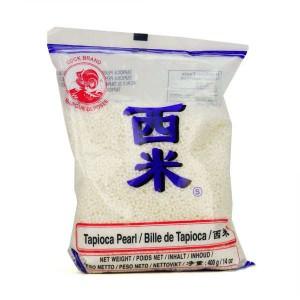 Billes de tapioca spéciales bubble tea - Sachet 400g
