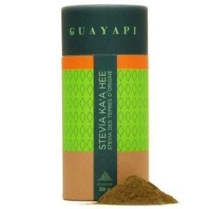 Stevia en poudre verte - Pot 50g