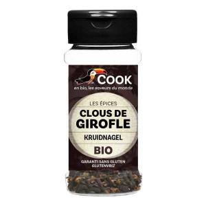 Clous de Girofle bio - Flacon30g
